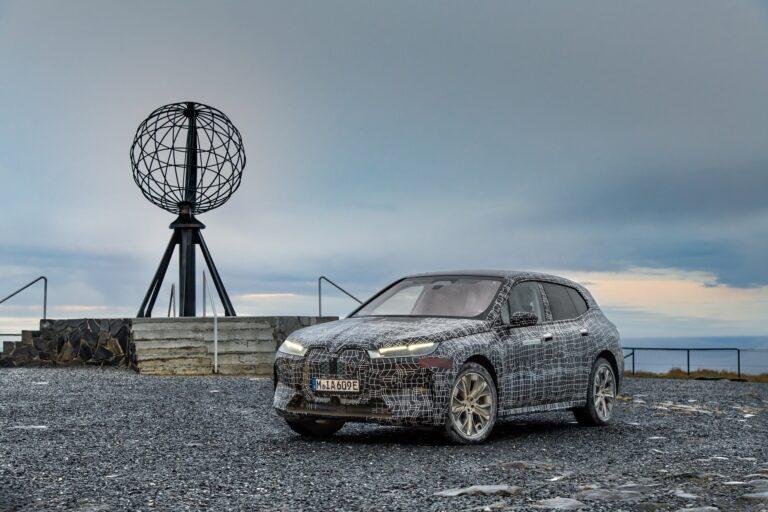 Test BMW iX